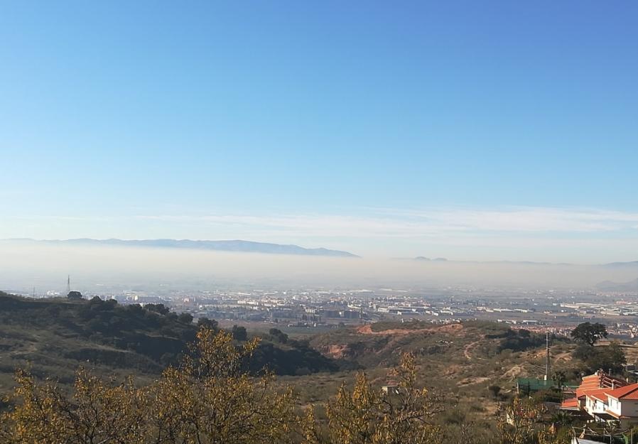 Contaminacion Del Aire De Granada