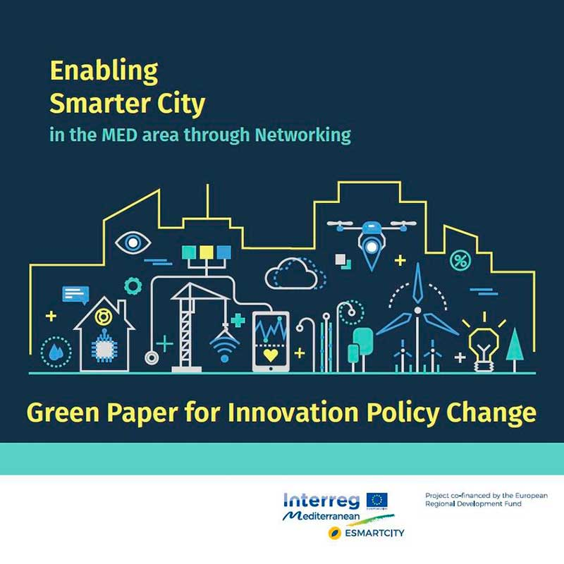 Green Paper For Innovation Policy Changes
