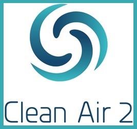 Cleanair2 Logo Frame 1